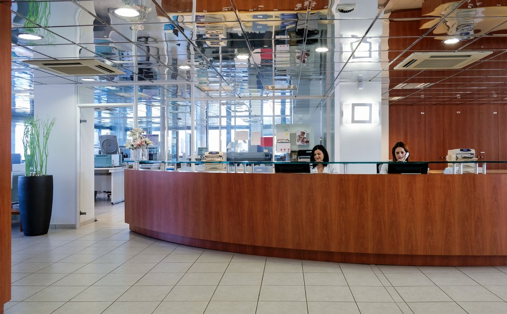 accueil laboratoire analyse médical barrand Avenue d'Alsace Colmar