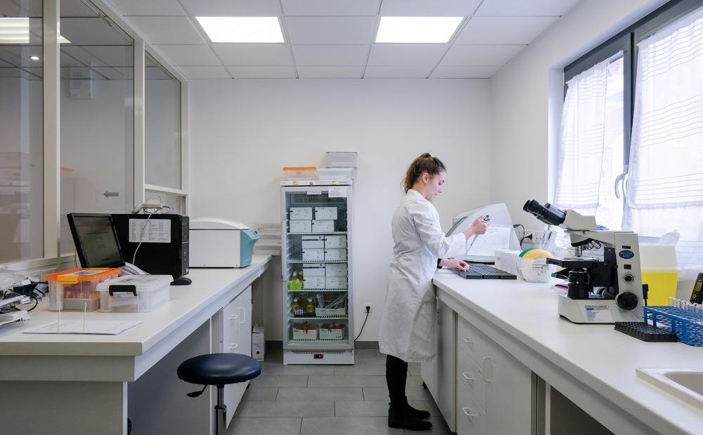 examen laboratoire d'analyse Villé